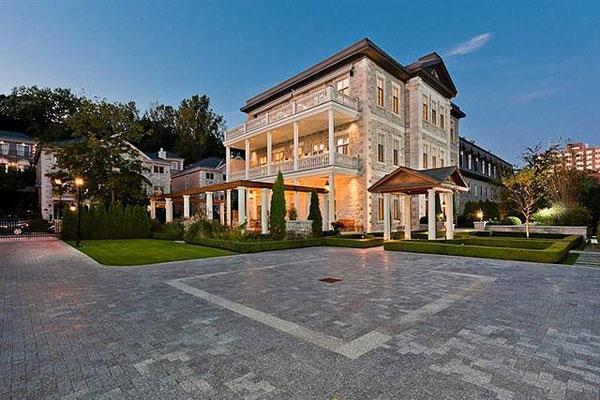 Les 11 maisons les plus ch res au qu bec for Acheteur maison du monde