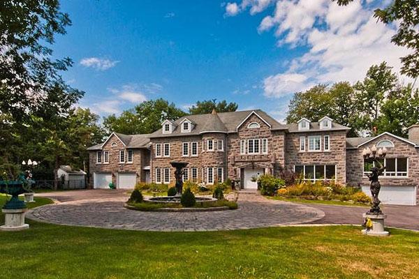 Maison de riche a vendre montreal blitz blog for Acheter un maison a montreal