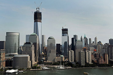 L'antenne World Trade Center quitte Terrbonne