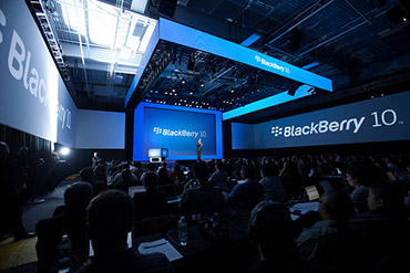 Le nouveau BlackBerry enregistre des ventes records