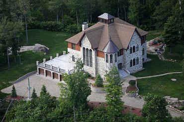 Diaporama: les 10 maisons les plus chères du Québec | LesAffaires.com