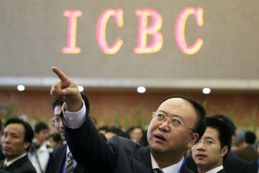 ICBC - 21,929 milliards de dollars. Une autre banque chinoise, Industrial and Commercial Bank of China, avait elle aussi opté pour Hong Kong et Shanghai en 2006.