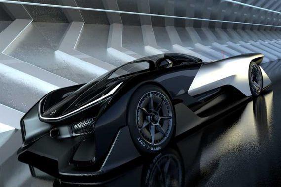 faraday future la voiture lectrique et autonome de demain. Black Bedroom Furniture Sets. Home Design Ideas