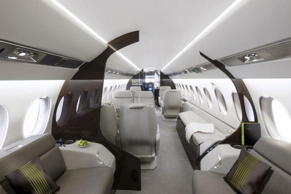 Le Falcon 5X de Dassault à l'heure… des préliminaires — Aéronautique