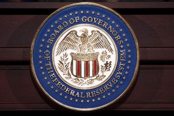 Le logo de la Fed.