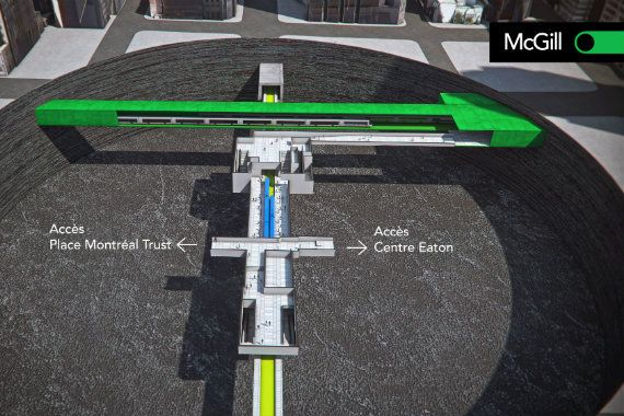 Trois nouvelles stations pour le REM; la facture augmente à 5,9 milliards $