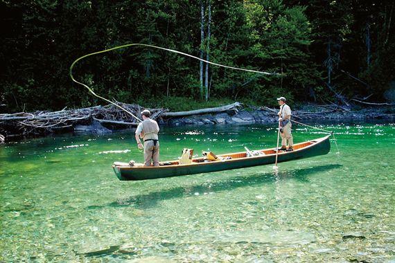 la pêche québec