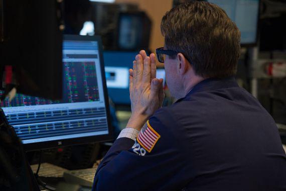 Prises de bénéfices à Wall Street — Marché