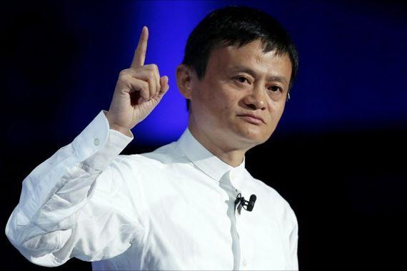 Jack Ma pdg d'Alibaba