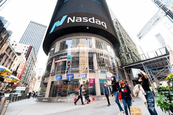 Nasdaq à New York