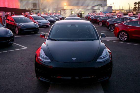 Tesla Model 3 — Rapport