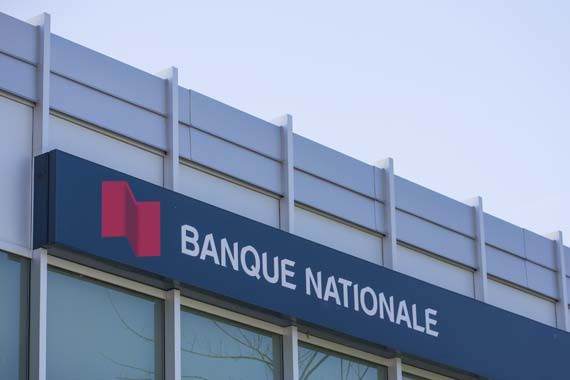 La Banque Nationale hausse ses profits de 8% | Services financiers