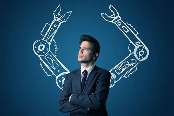 58 millions d'emplois à créer d'ici 2022 — Robotisation