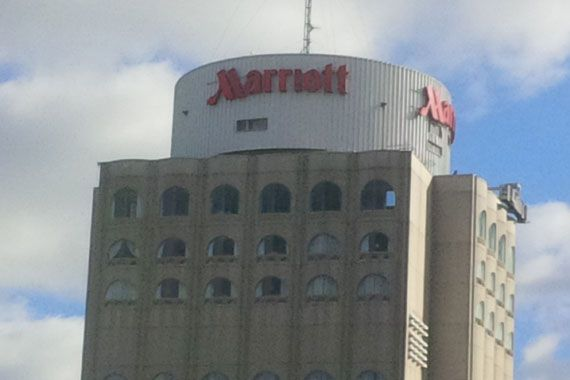 Gigantesque vol de données chez Marriott International