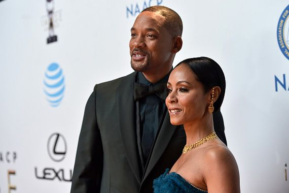 Will Smith et Jada Pinkett Smith