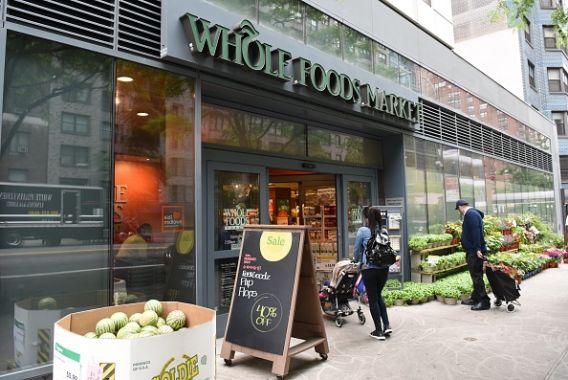c93e5f59a85 Amazon va livrer à domicile des produits Whole Foods