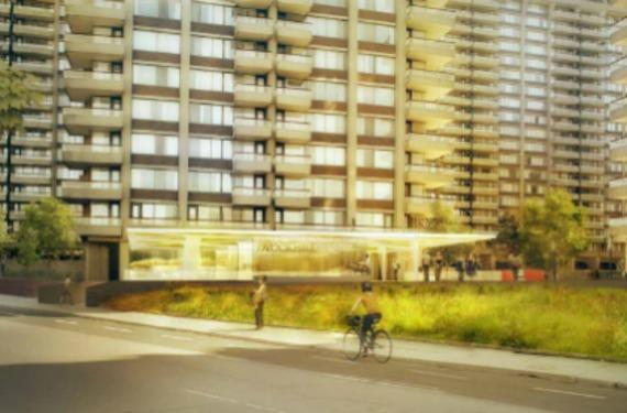 Montréal: la Caisse rénove le Rockhill et ses 1004 ...