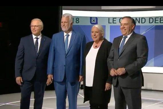 """Résultat de recherche d'images pour """"débat des chefs"""""""