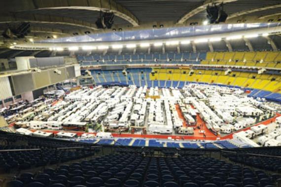 Congr s et salon le parc olympique montr al - Salon de l habitation montreal stade olympique ...