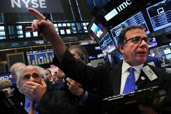Record du Dow Jones, Amazon pénalise le Nasdaq — Wall Street stagne