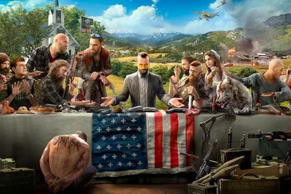 Far Cry 5 explose les compteurs — Ubisoft
