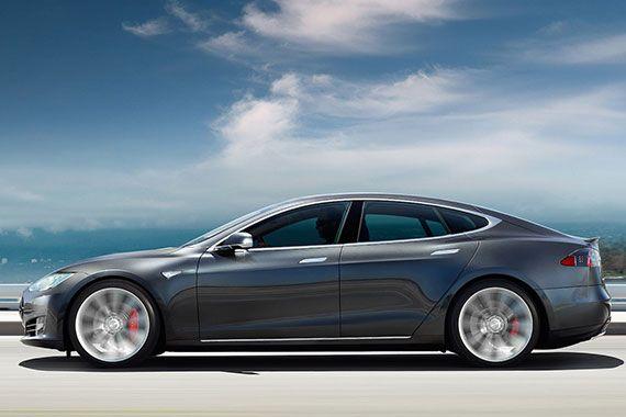 Tesla annonce les Model S et X P100D
