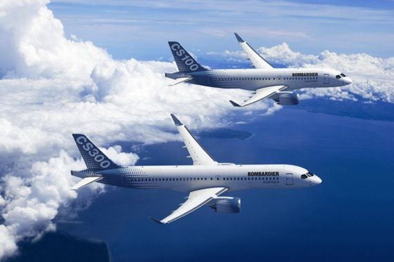 Bombardier: Ottawa financera finalement la CSeries