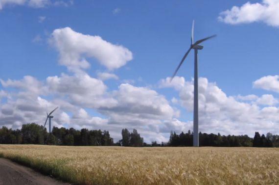 Innergex raffermit son emprise dans des plusieurs parcs éoliens — Gaspésie