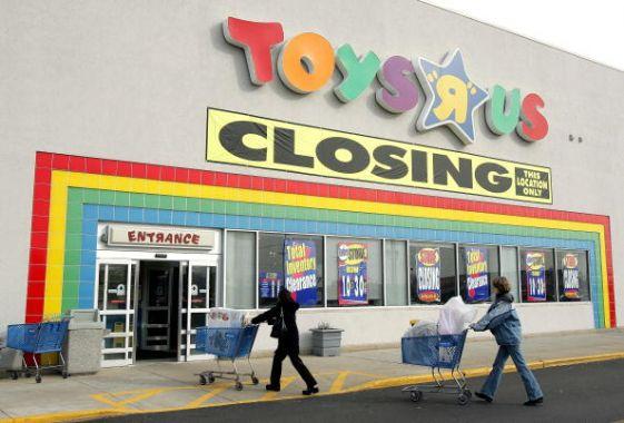 Les 735 magasins de jouets Toys
