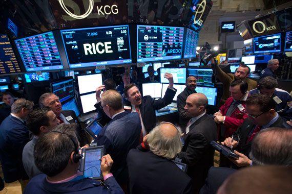 Bourse Wall Street Et Toronto Replongent Avec Le P 233 Trole