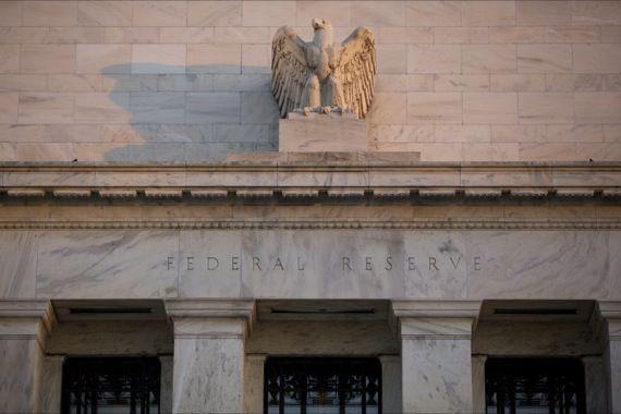 USA: la Fed laisse les taux inchangés mais signale une