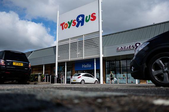 Toys'R'Us pourrait faire faillite avant la fin de l'année
