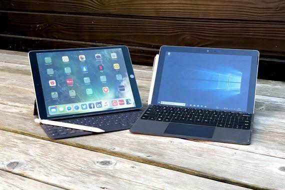 La Surface Go de Microsoft   «C est quoi ça, un ordinateur ... 8856a151b9cf