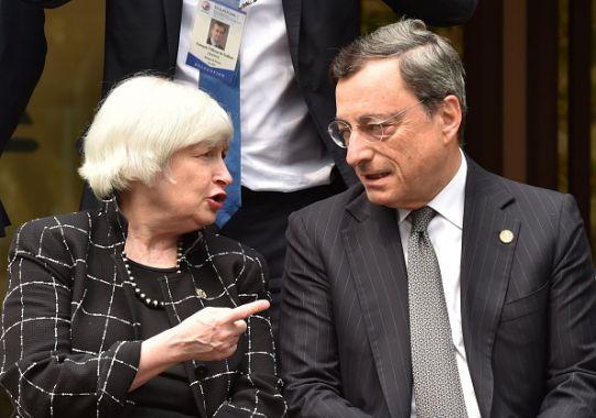 EUR/USD (Barclays) : Jackson Hole fait peser un risque baissier sur l'Euro Dollar