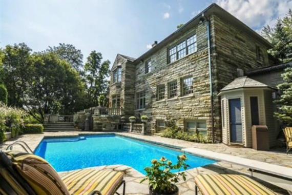 La maison des mulroney en vente pour 8 m for Annonceur maison du canadien