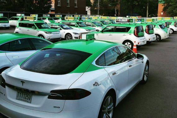 Fin de Téo Taxi: Alexandre Taillefer sort de son mutisme | Transports
