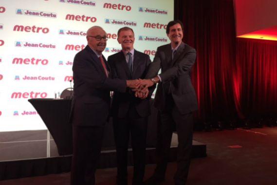Les supermarchés Metro achètent la pharmacie Jean Coutu — Canada