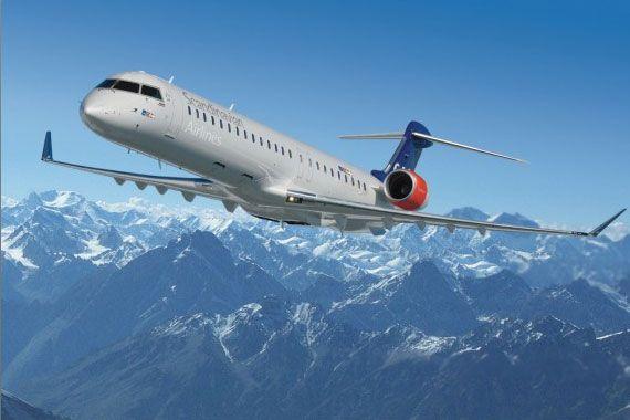 Delta achète 20 jets régionaux à Bombardier