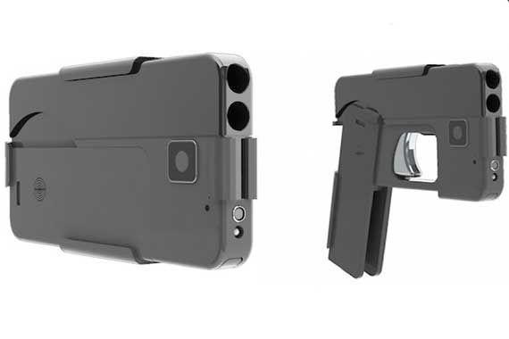 Une arme en forme de t l phone bient t en vente aux tats unis - Acheter un telephone en plusieurs fois ...
