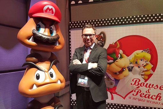 Le 27 octobre sur Nintendo Switch — Super Mario Odyssey