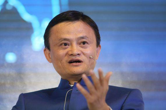 Le pdg d'Alibaba donne une leçon à un jeune entrepreneur. Dur mais réaliste.
