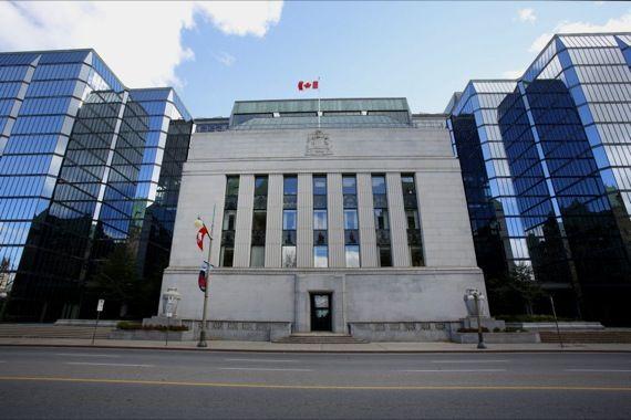 La banque centrale relève à nouveau son taux directeur à 1% — Canada
