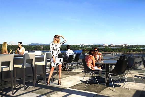 Terrasse William Gray Menu : Dix terrasses qu u00e9b u00e9coises pour faire des affaires cet u00e9t u00e9