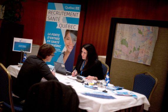 Albertains sont retournés au travail en mars, selon Statistique Canada