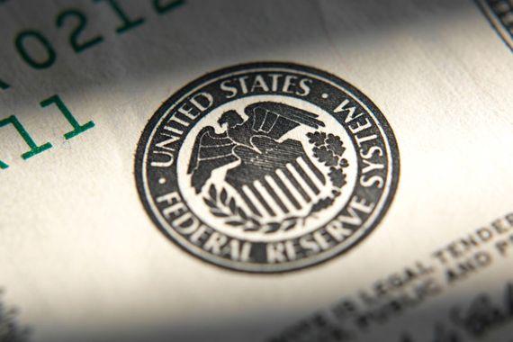 Le logo de la Fed