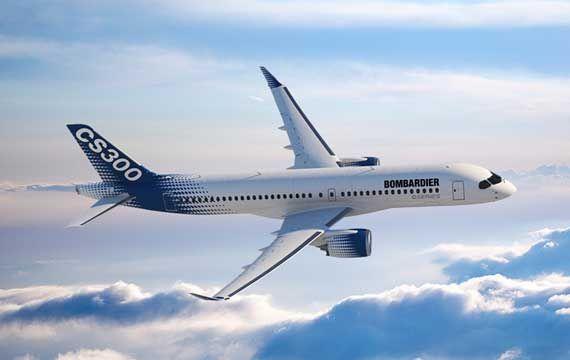 Le CS300 reçoit la certification de Transports Canada — Bombardier