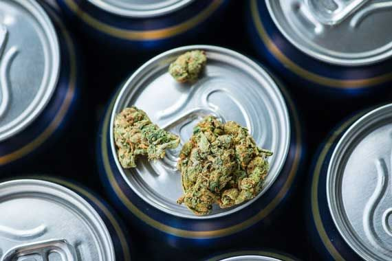 Coca-Cola envisage de lancer des boissons contenant du cannabis