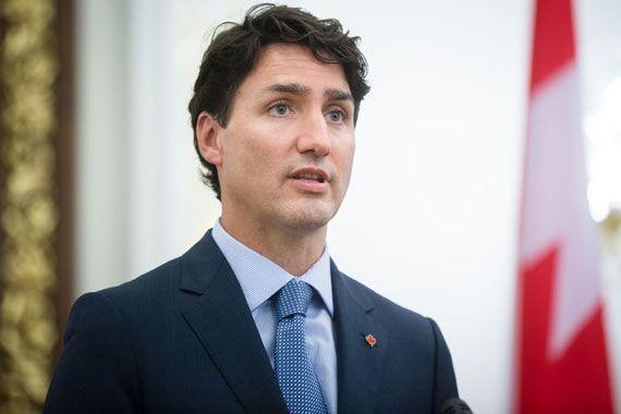 Justin Trudeau a discuté avec le président chinois Xi Jinping