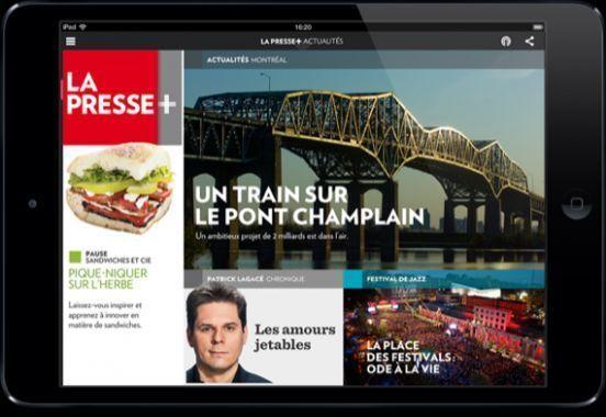 Le quotidien La Presse devient un OBNL