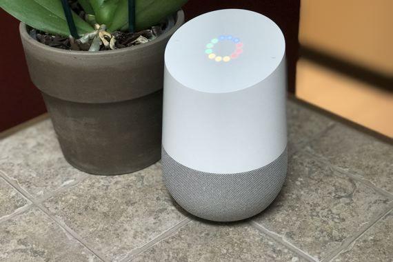 google home la voix officielle de votre maison connect e en fran ais svp. Black Bedroom Furniture Sets. Home Design Ideas